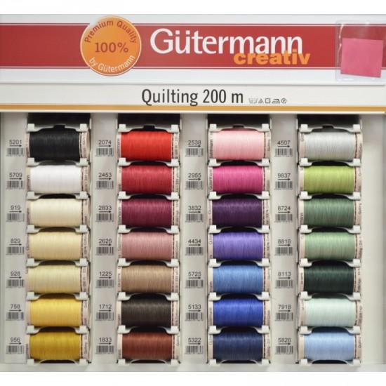 Fil Gütermann Quilting per Patchwork